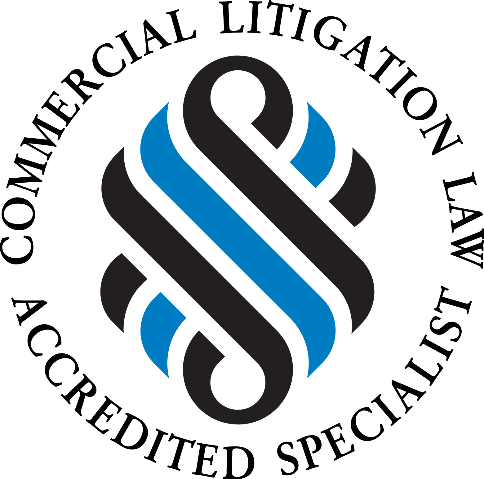 Accredited Specialist in Commercial Litigation